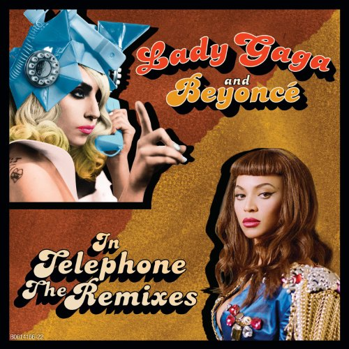 Lady Gaga Telephone Remixes
