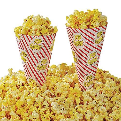 Gold Medal Cone A Corn Popcorn Cup (1,000 ct.) (Corn Cones compare prices)