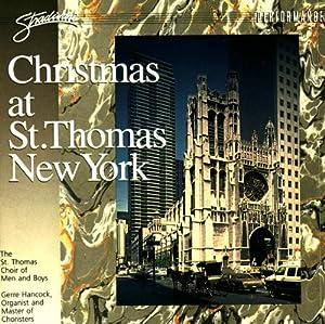 Christmas at St. Thomas New York
