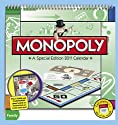 2011  MONOPOLY &quot;Special Activity&quot;  Calendar