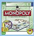 "2011  MONOPOLY ""Special Activity""  Calendar"