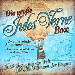 Die große Jules Verne-Box! Hörbuch