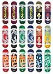 TBF Double Kick Complete Skateboard C...