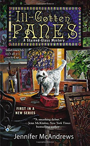 Ill-Gotten Panes (A Stained-Glass Mystery) front-710143