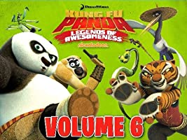 Kung Fu Panda: Legends of Awesomeness Season 6 [HD]