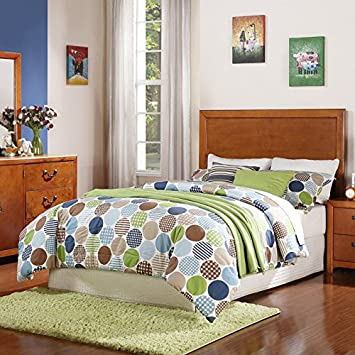 Powell Furniture Finley Full Bed in a Box