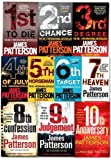 img - for james patterson collection 8 Books Set RRP - 63.92(8th Confession,7th Heaven,3rd Degree,2nd Chance,4th of July,1st to Die,The 6th Target,The 5th Horseman)(womens murder club) book / textbook / text book