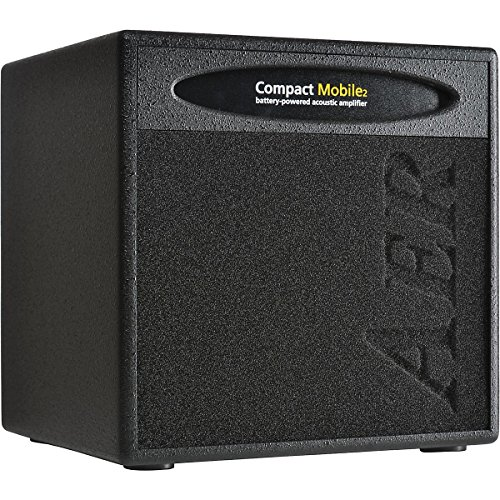 AER Compact Mobile CPM-AKKU Acoustic Guitar Combo Amp Black (Guitar Mobile compare prices)