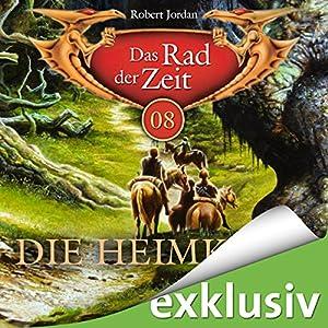 Die Heimkehr (Das Rad der Zeit 08) | Livre audio