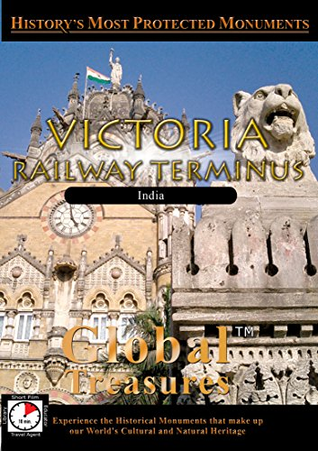 Global Treasures VICTORIA RAILWAY TERMINUS