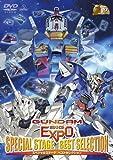 GUNDAM BIG EXPOスペシャルステージ ベストセレクション [DVD]