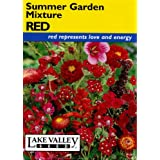 Lake Valley 3944 Summer Garden Mixture Red Seed Packet
