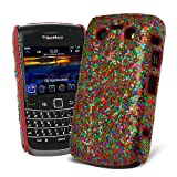 Femeto Disco Extreme Sparkle Back Cover Case for BlackBerry Bold 9700 / 9780 BlackBerry Bold 9780 Case Cover