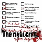�֡פȼ�ƻ / The right crime (TYPE-B)