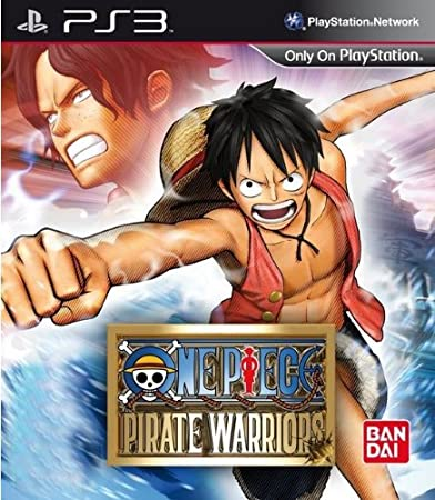 One Piece: Pirate Warriors / Kaizoku Musou PS3 Game (Japanese Voice & English subtitle) [Region Free International Edition]