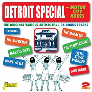 Detroit Special :Motor City Roots