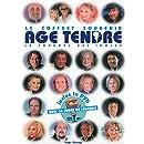 Le coffret souvenir Age tendre La tournée des idoles - DVD inclus