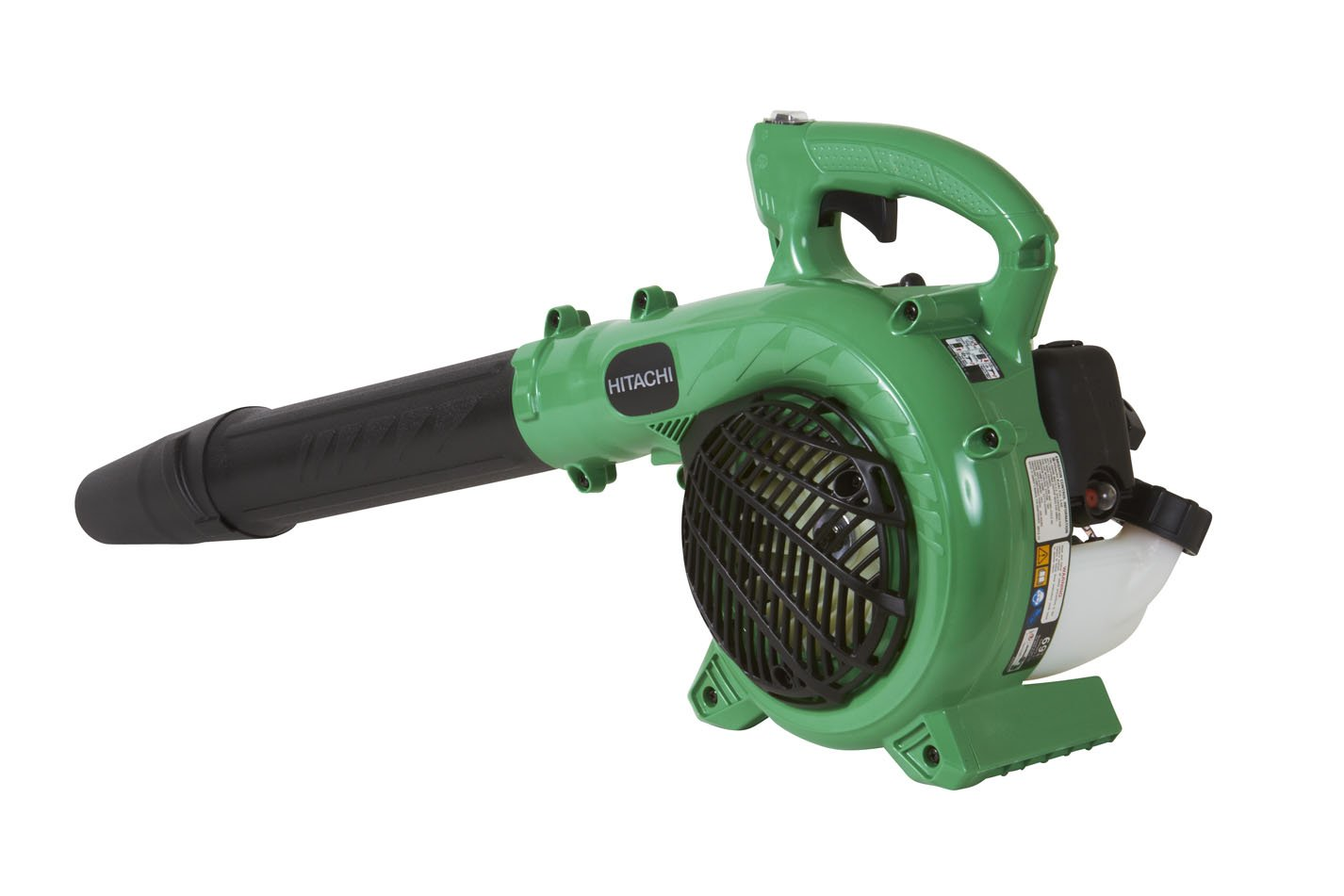 Gas Powered Blowers : Leaf blower hitachi gas powered vacuum patio lawn garden