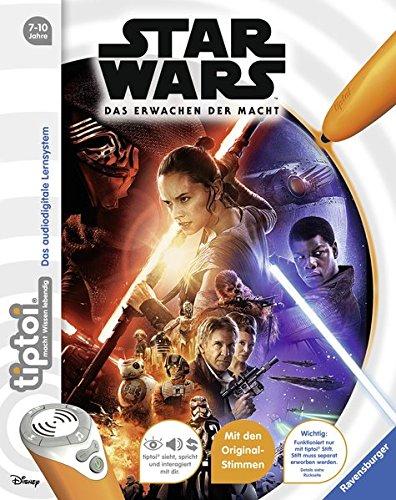 tiptoi® Star WarsTM Das Erwachen der Macht (Episode VII) das Buch von THiLO - Preis vergleichen und online kaufen