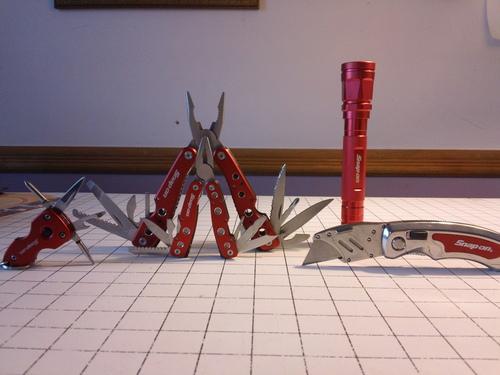 Snap On Multi Tool Gift Set 870782 Hand Tool Sets