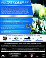 Journey to the Center of the Earth (One Disc Blu-ray 3D/Blu-ray Combo) by New Line Home Video