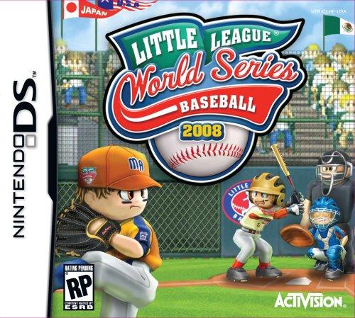Little League World Series Baseball '08 - Nintendo DS - 1