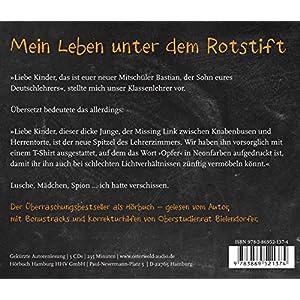 Lehrerkind: Lebenslänglich Pausenhof: 3 CDs