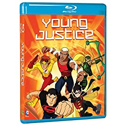 Young Justice: The Complete First Season [Blu-ray]