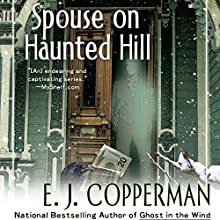 Spouse on Haunted Hill Audiobook by E. J. Copperman Narrated by Amanda Ronconi