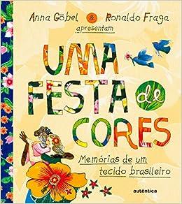 Uma Festa das Cores (Em Portuguese do Brasil) (Portuguese Brazilian