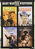 Most Wanted Westerns [DVD] [Region 1] [US Import] [NTSC]