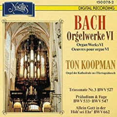 Pr�ludium und Fuge in C-Dur BWV 547: Pr�ludium