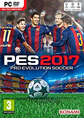 Pro Evolution Soccer (PES) 2017 PC