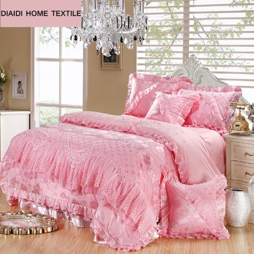 Lace Bedding Sets 9671 front