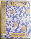 img - for Sunstone (Volume 19 Number 2, June 1996, Issue 102) book / textbook / text book