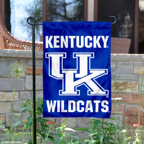 UK Wildcats Garden Flag and Yard Banner at Amazon.com