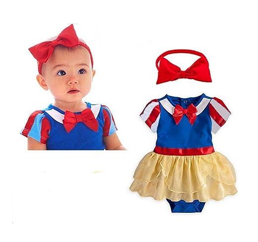 Snow White Baby Costumes