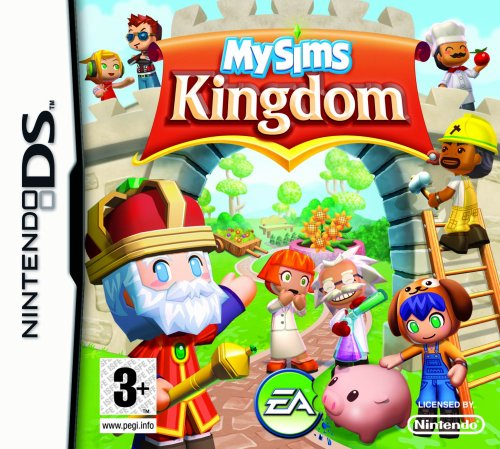 MySims Kingdom (EUR)