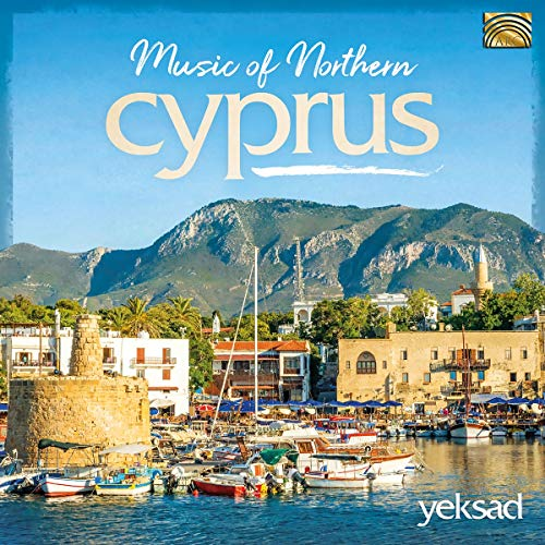 CD : YEKSAD - Music Of Northern Cyprus