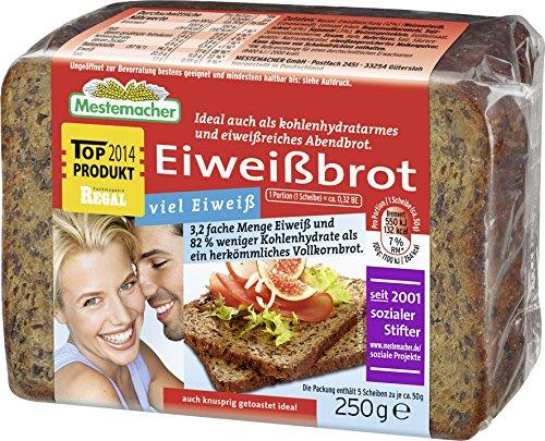 Image of Mestemacher Eiweißbrot, 250 g
