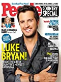 img - for People Magazine (November 2013) Country Special - Luke Bryan book / textbook / text book