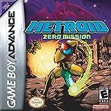 Metroid - Zero Mission - Gameboy Advance