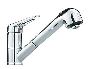 Franke robinet mitigeur 740, douchette extractible, chrome, haute  pression - 1150029709 - lozbylei-18 60db18e08b0a