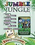 Jumble Jungle: A Verbal Adventure (Jumbles)
