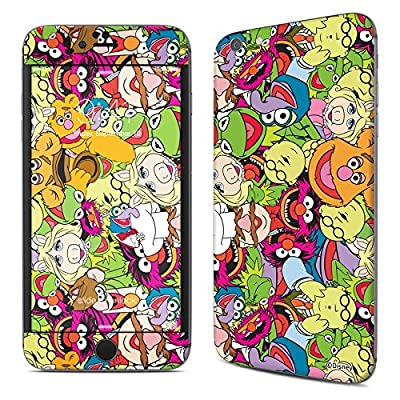 Muppet Mash Up Design Protective Decal Skin Sticker for Apple iPhone 6 Plus Skins