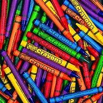 Fun Express 250 per Unit Bulk Crayons