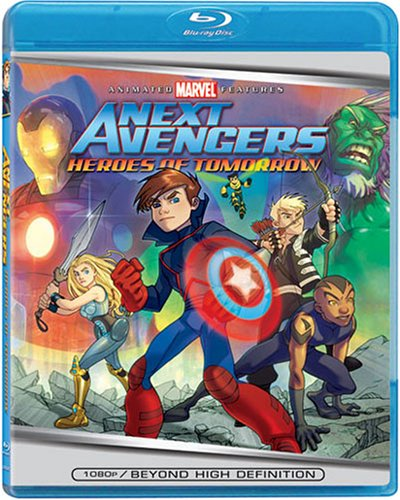 Blu-ray : The Next Avengers: Heroes Of Tomorrow (, Dolby, AC-3, Digital Theater System, Widescreen)