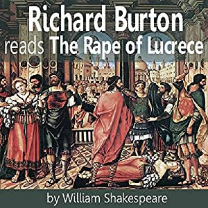 The Rape of Lucrece Audiobook