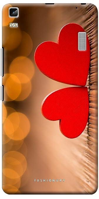 Fashionury Printed Back Case Cover For Lenovo K3 Note: Amazon.in ...