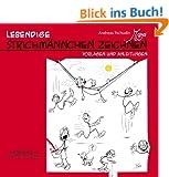 Lebendige Strichm�nnchen zeichnen: Vorlagen und Anleitungen